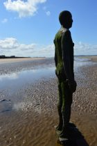 iron man antony gormley crosby beach